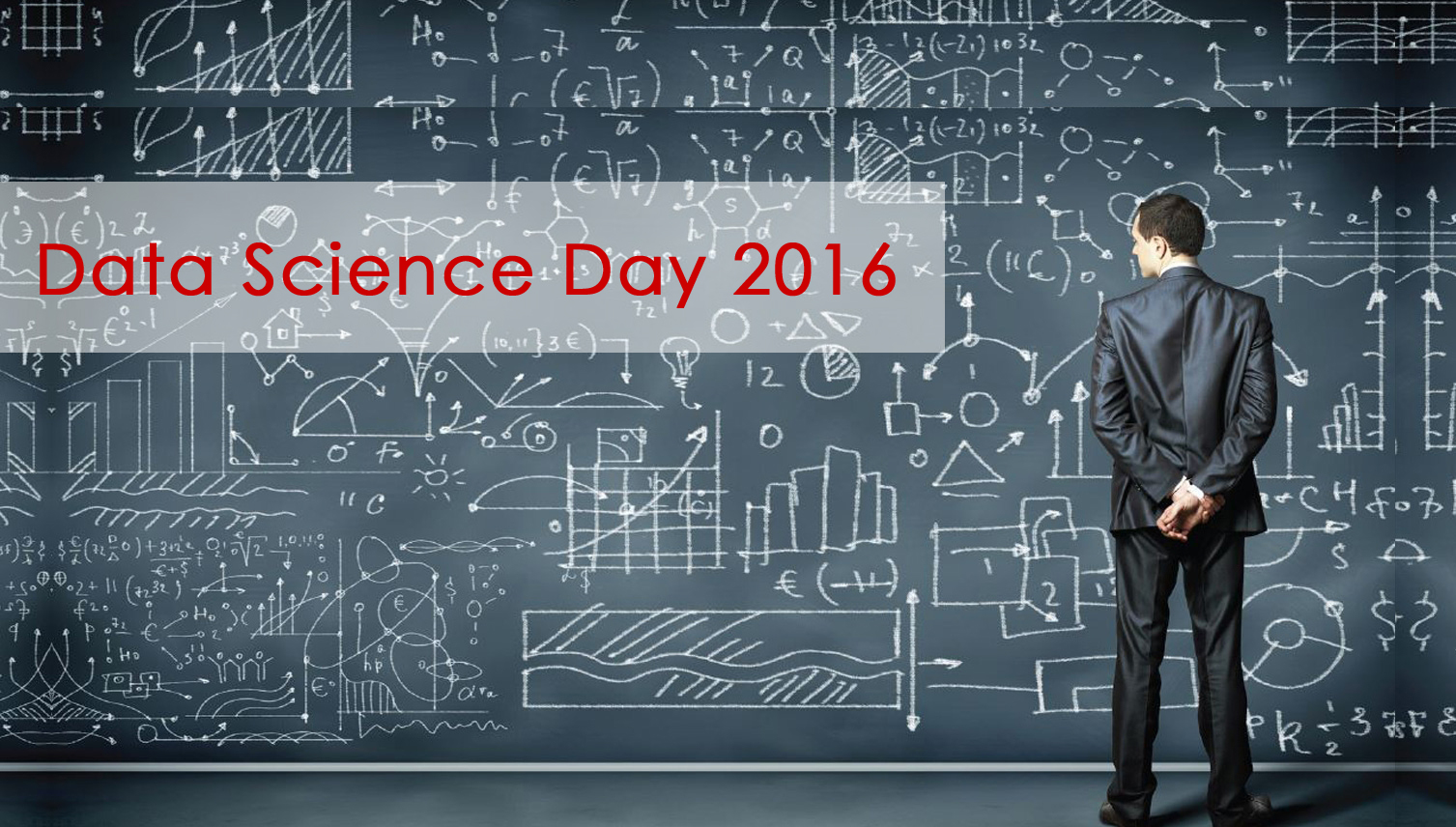 Data Science Day 2016